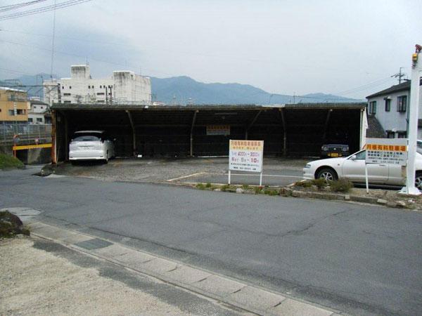 中津川市の空き家・空き地の有効利用。不動産と駐車場でお困りの方へ。ほった不動産管理サポートがお届けする中津川駅周辺の第1駐車場の情報はこちらです。