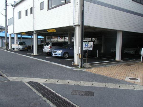 中津川市の空き家・空き地の有効利用。不動産と駐車場でお困りの方へ。ほった不動産管理サポートがお届けする中津川駅周辺の第2駐車場の情報はこちらです。